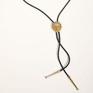FREE PEOPLE Love Struck Boho Necklace